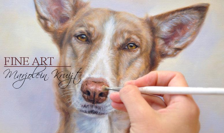 Workshop Dieren tekenen en schilderen